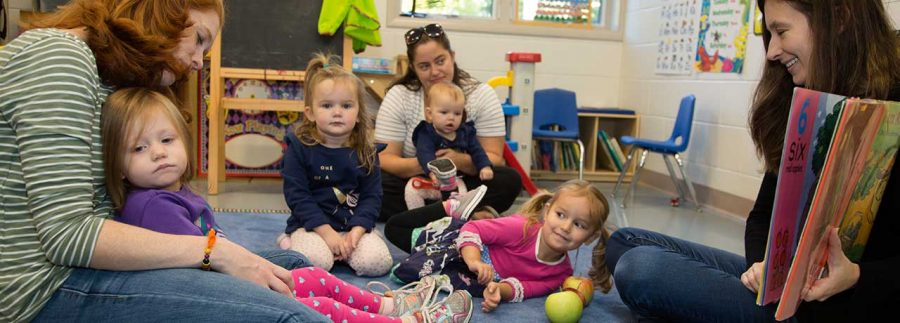CCK Preschool Twos Program